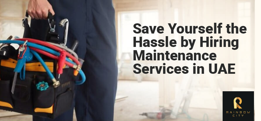 maintenance services in uae