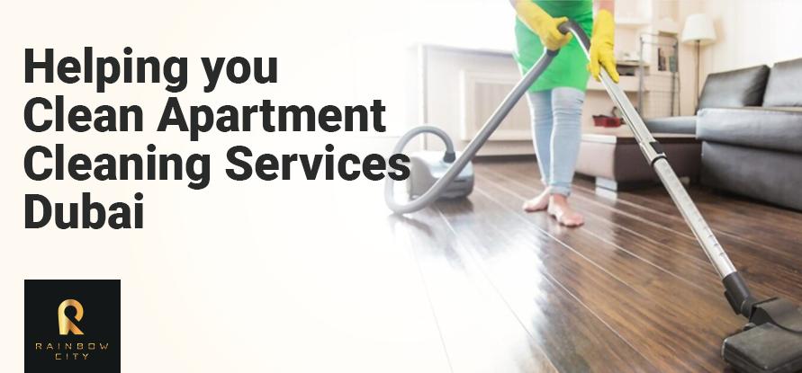 apartment cleaning services dubai
