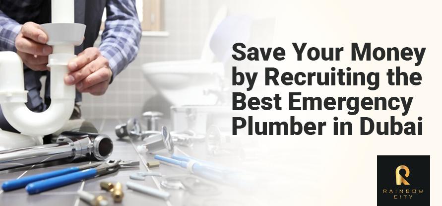 emergency plumber in dubai