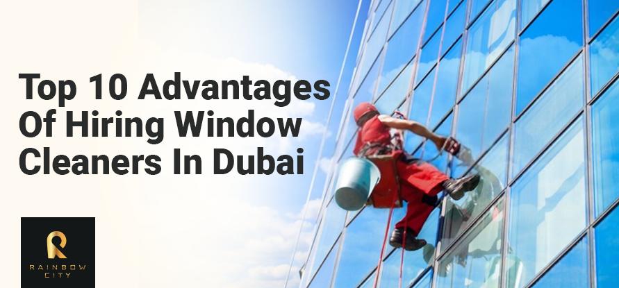 window cleaners in dubai